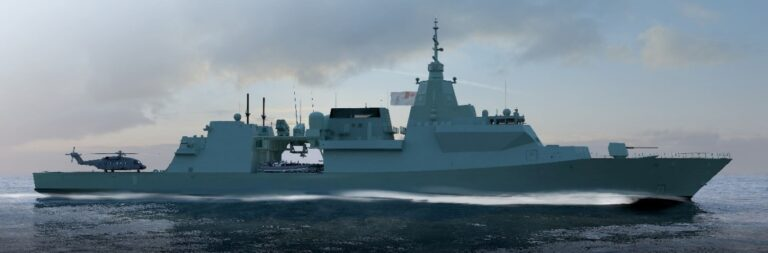 Canadian Surface Combatant Project