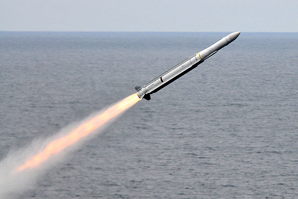 Raytheon Missile Systems has been awarded a contract for the Evolved Sea Sparrow Missile