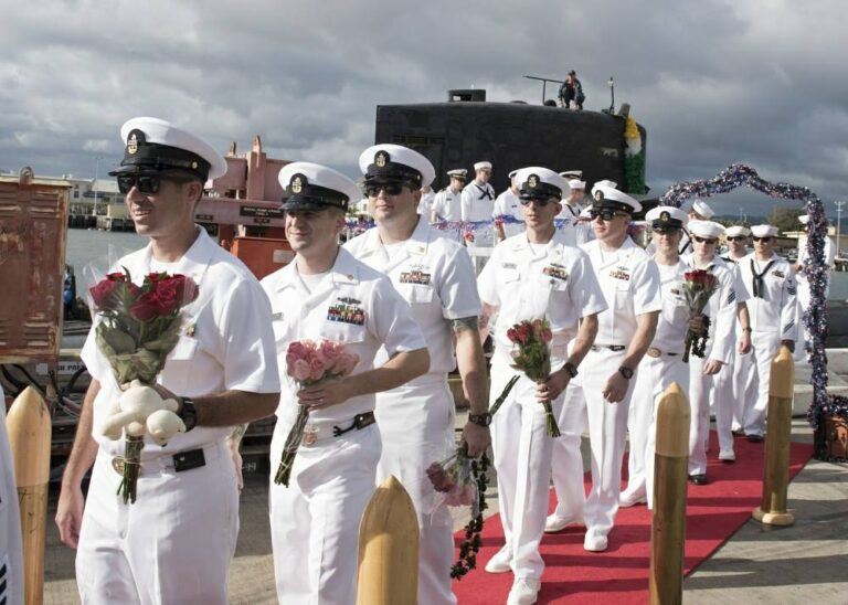 USS Olympia returned to Joint Base Pearl Harbor Hickam