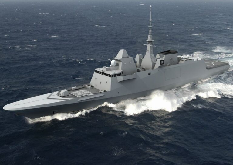 Italy's Fincantieri and France's Naval Group will jointly bid to sell the FREMM frigate to Canada.