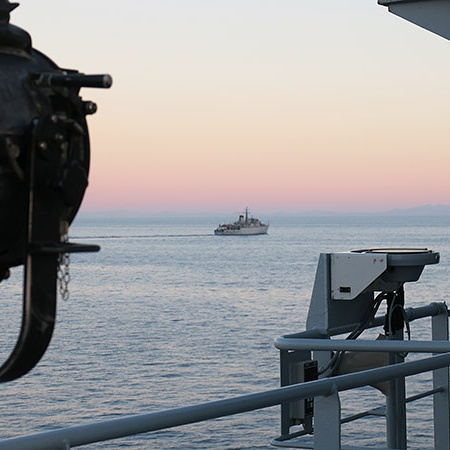 NATO Maritime Groups Participate in Greek-led Exercise NIRIIS 2017