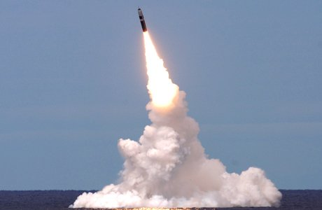 Lockheed Martin Space Systems is being awarded a modification to a previously awarded contract for Trident II (D5) ballistic missile