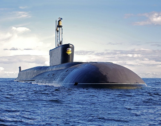 Russian Navy planning to get 5th generation submarines in 2030s