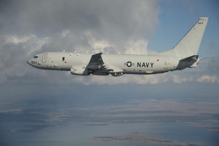 Russian jet makes 'unsafe' intercept of US Navy aircraft
