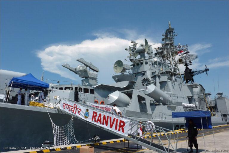 India-Bangladesh multilateral naval exercise begins