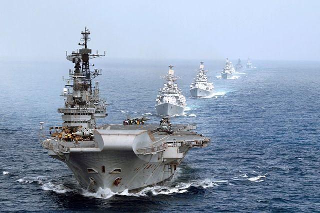 The Indian Navy is broadening its patrol areas in the Indian Ocean Region