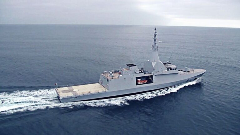 The United Arab Emirates has closed a deal to buy two French-made Gowind class corvettes