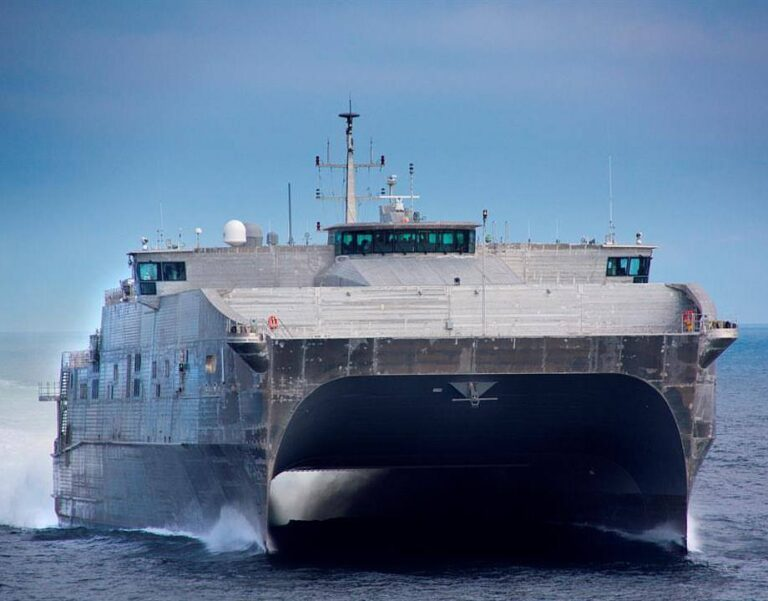 Austal successfully completed acceptance trials on expeditionary fast transport USNS City of Bismarck on Oct. 20 in the Gulf of Mexico, the company said in a news release Friday.