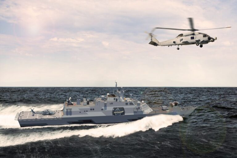 Lockheed Martin Awarded First Contract for New Saudi Frigates
