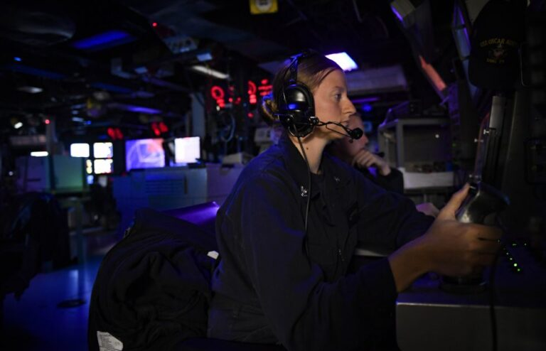 U.S.Navy Seeks Better Sleep For Crews With New Rest Guidelines, Special Glasses