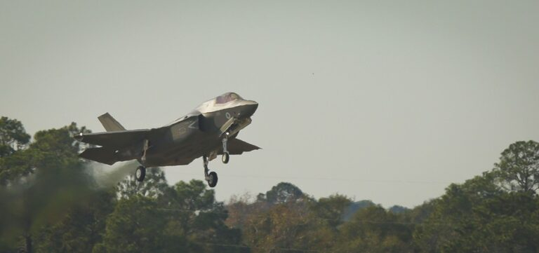 UK takes Delivery of final F-35B Lightning of this year