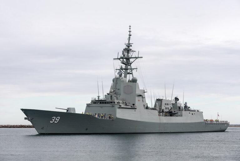 Royal Australian Navy's new capability