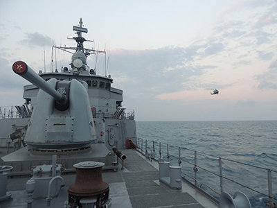 Aselsan has successfully delivered the first indigenous electronic warfare system for Yavuz class frigates.