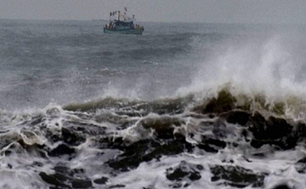 Indian Navy's Search and Rescue Operations