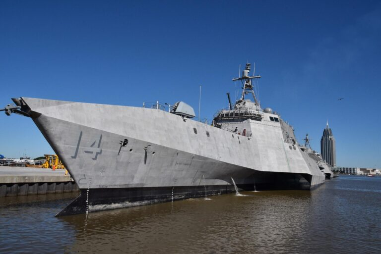 Future USS Manchester (LCS 14) Completes Acceptance Trials