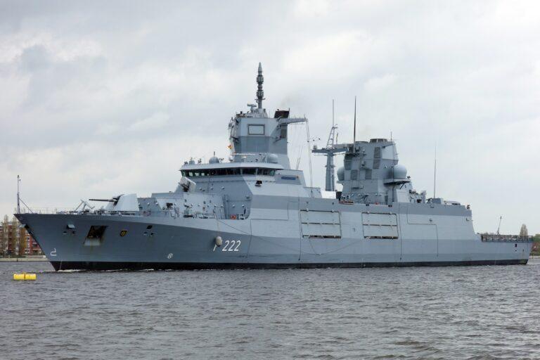 Type 125 frigate BADEN-WURTTEMBERG