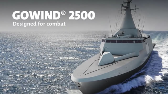 Malaysia lays keel for third Littoral Combat Ship