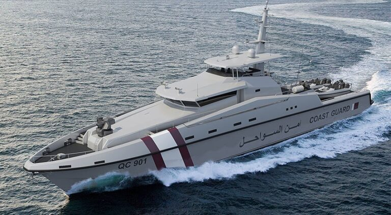Turkish ARES Shipyard preparing to deliver new boats to Qatar