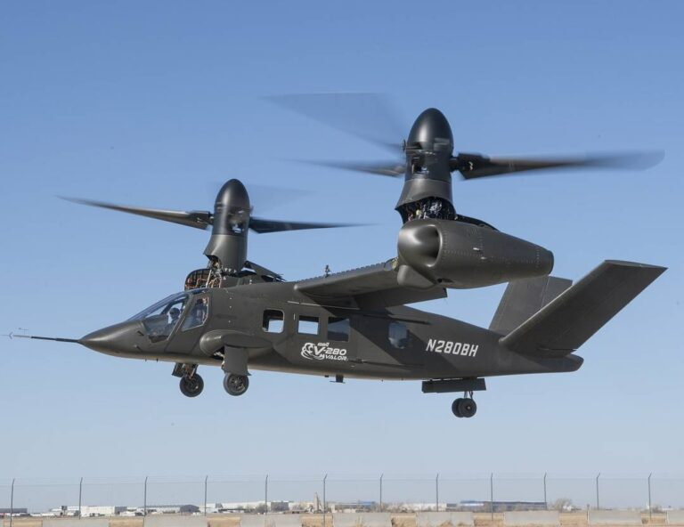 Bell Helicopter, a Textron Inc. company, today announced that its V-280 Valor has achieved first flight.