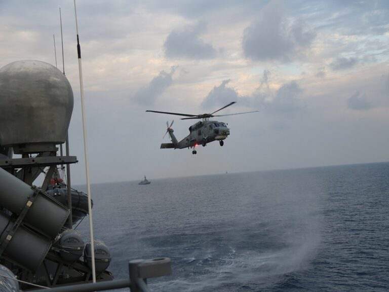 Turkish Navy conducted a naval exercise in East Mediterranean in southwest of the Cyprus island.