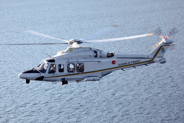 Italy orders eight more AW139s for SAR and security operations