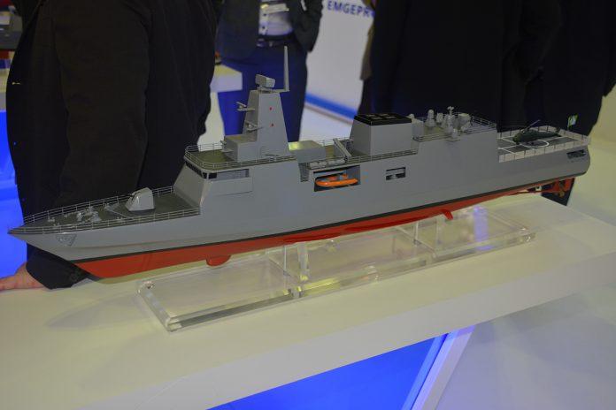 Ukraine to bid on Brazilian Tamandaré class corvette programme