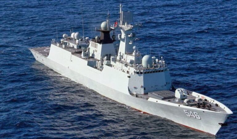 The 28th Chinese naval escort taskforce arrived at the east waters of the Gulf of Aden