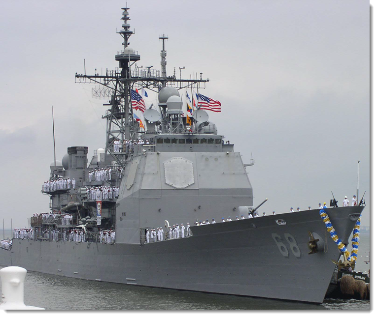 BAE Systems has received a $45.3 million contract from the U.S. Navy to modernize the guided missile cruiser USS Anzio (CG 68).