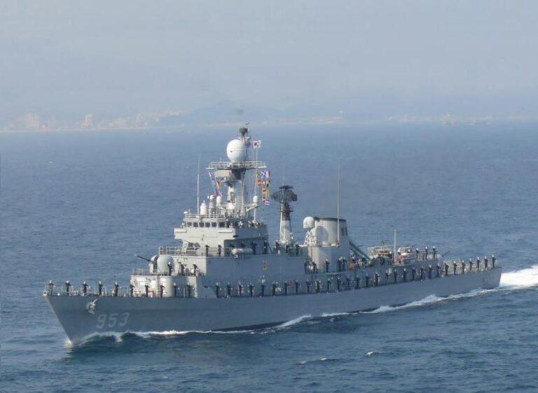 ROKS Chungnam, ROKS Yeosu and ROKS Jinhae decommissioned on Dec 27.