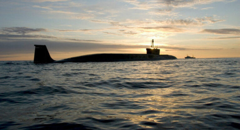 Russian Navy to focus on strategic non-nuclear deterrence