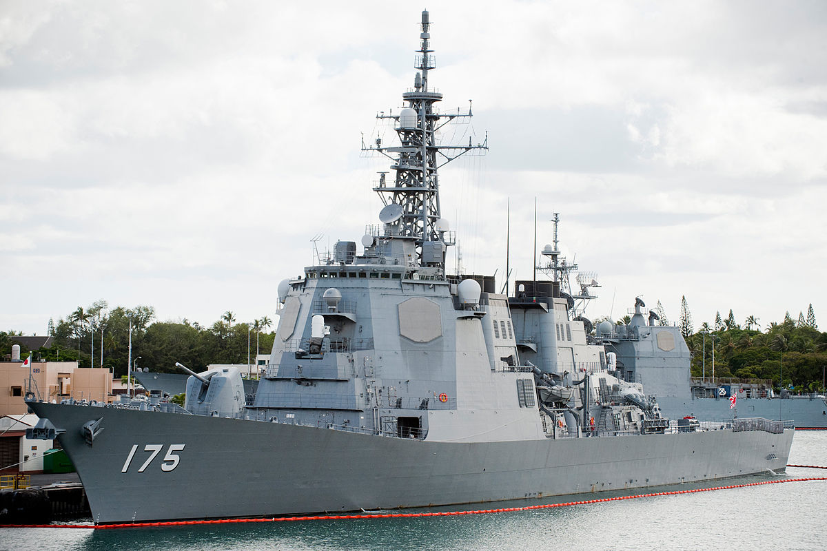 Japanese government is making arrangements to introduce a new missile intercept system on two new Aegis-equipped destroyers