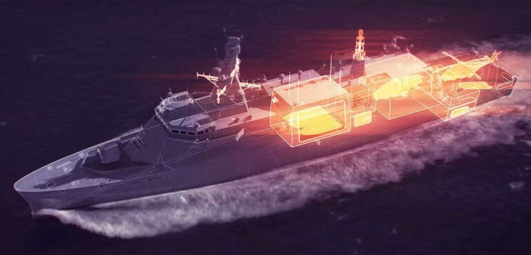 Babcock And Thales Bid For Type 31e Light Frigate For Royal Navy