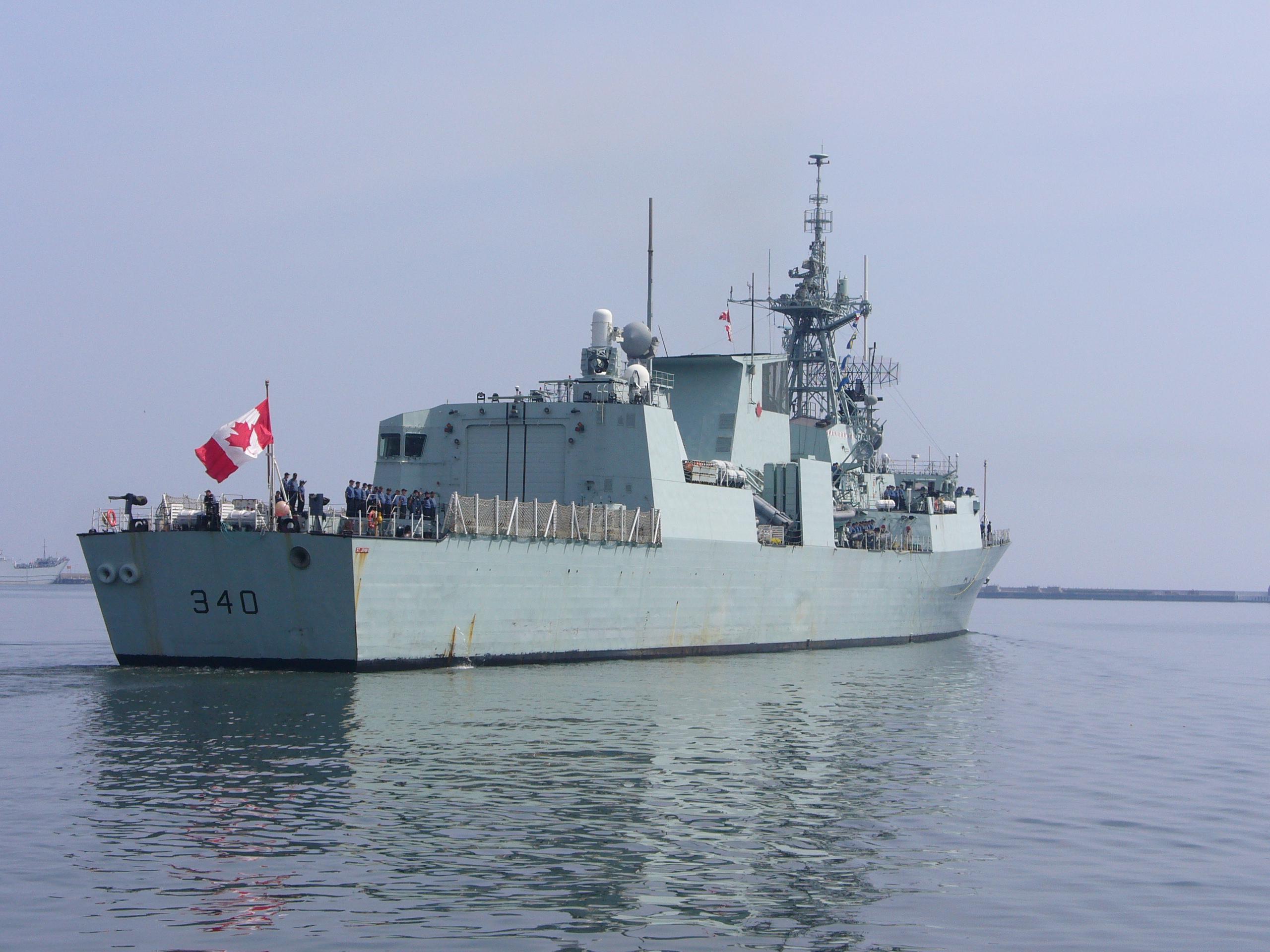 HMCS St. John's to head to Mediterranean Sea to participate in NATO operation
