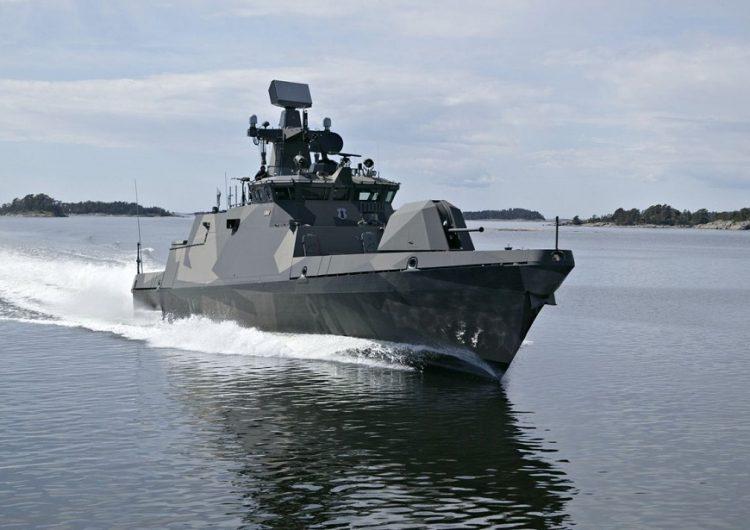 Finnish Hamina Class fast attack craft modernization
