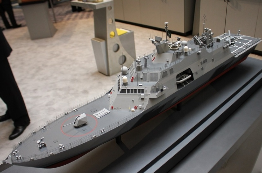 Lockheed Martin awards Gibbs & Cox contract for Functional Design for the Multi-Mission Surface Combatant