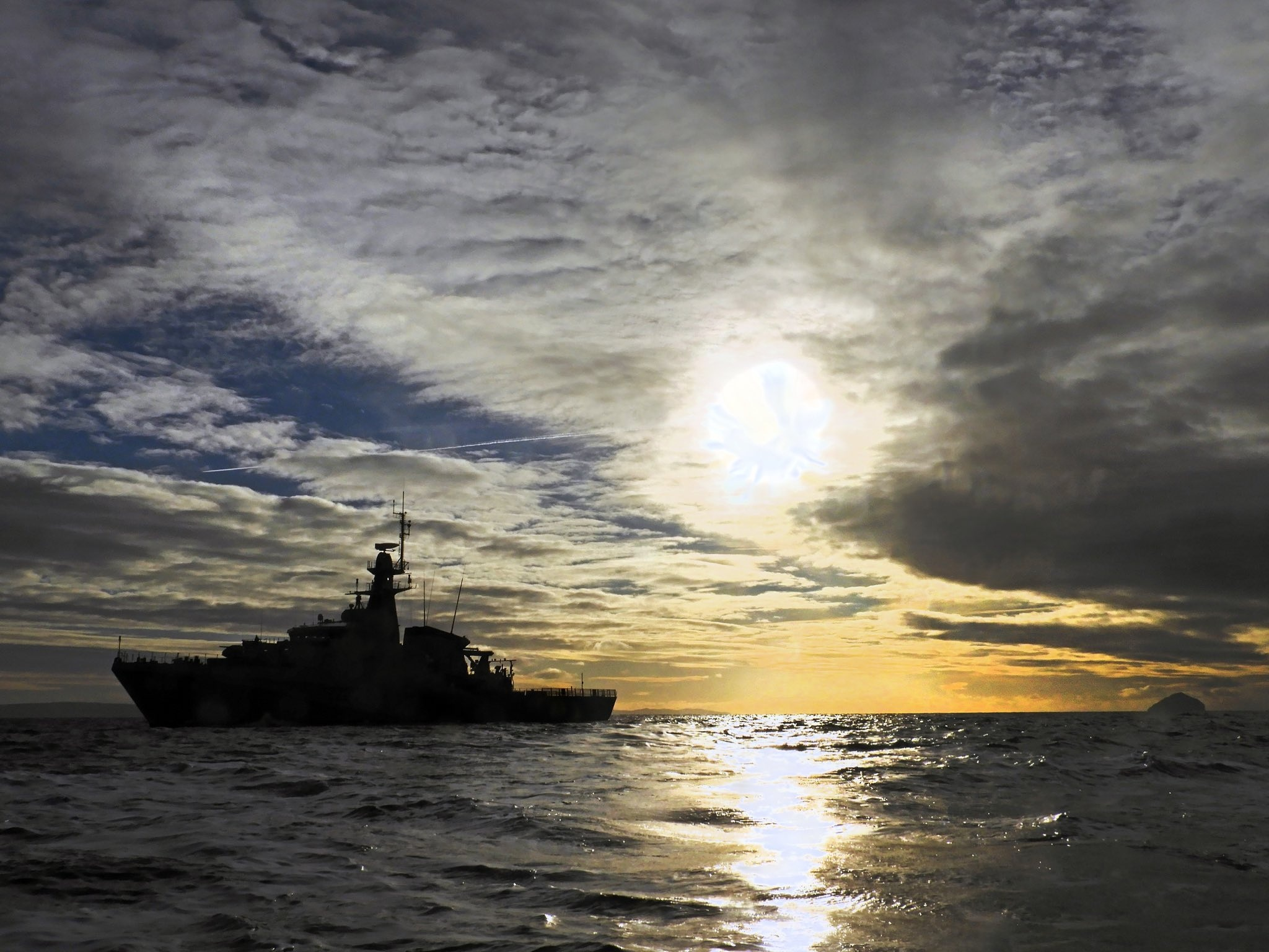 HMS FORTH has been formally accepted by the UK MoD.