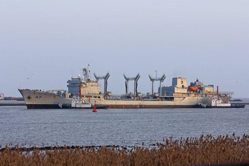 Pakistan Navy ships visit to Tanzania and Kenya