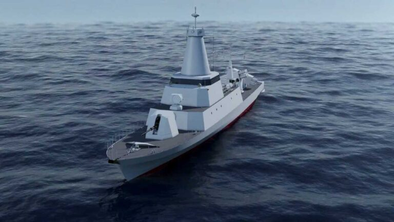 French Shipbuilder CMN: the three patrol ships contract has finally come into force in Saudi Arabia