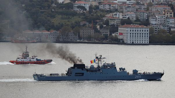 Romania's Defence minister announces plans for locally-built submersible.