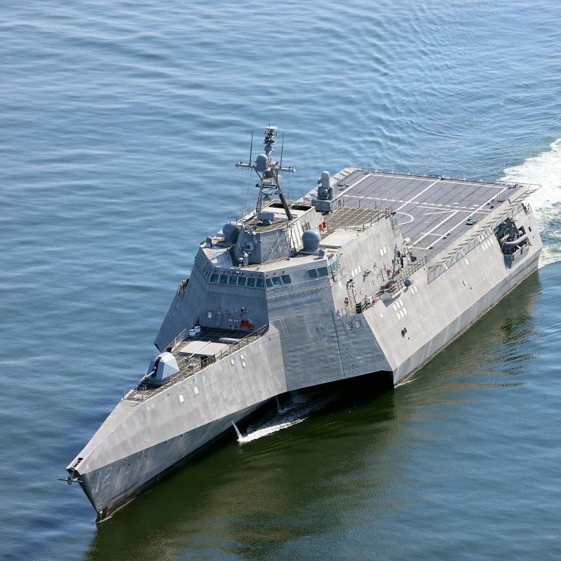 U.S. Navy Commissions Newest USS Omaha