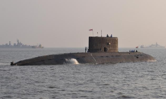 Indian Navy's Six Oldest Submarines Undergoing Major Refit Process