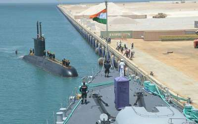 India Could Soon Set Up A Military Base In Oman.