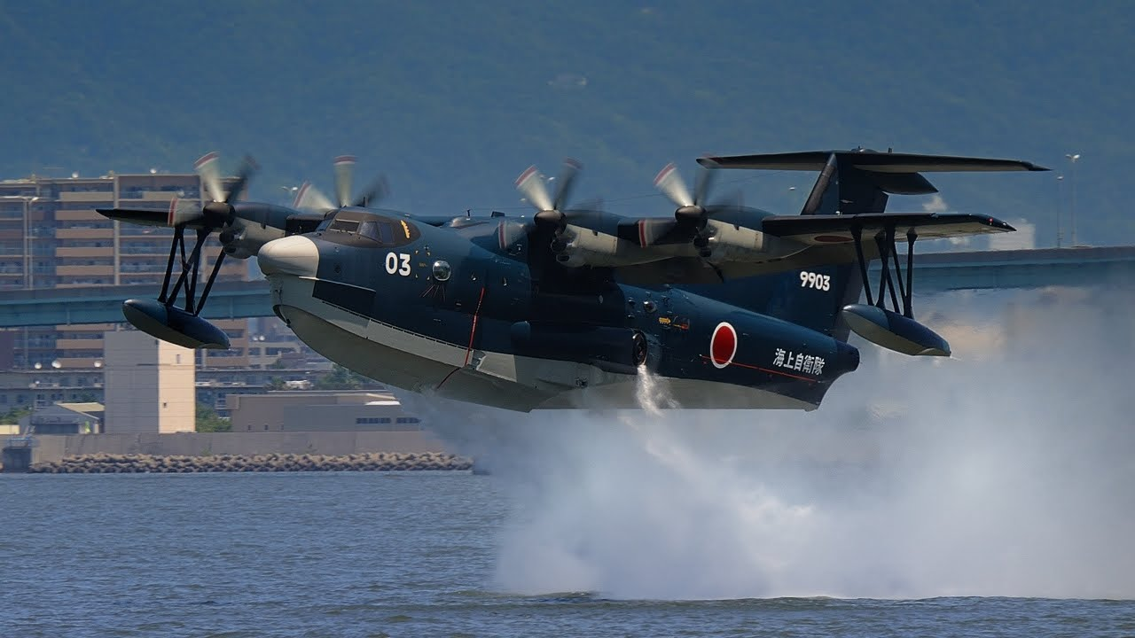Indian Mahindra partners Japanese, Israeli firms for sea planes, naval UAVs