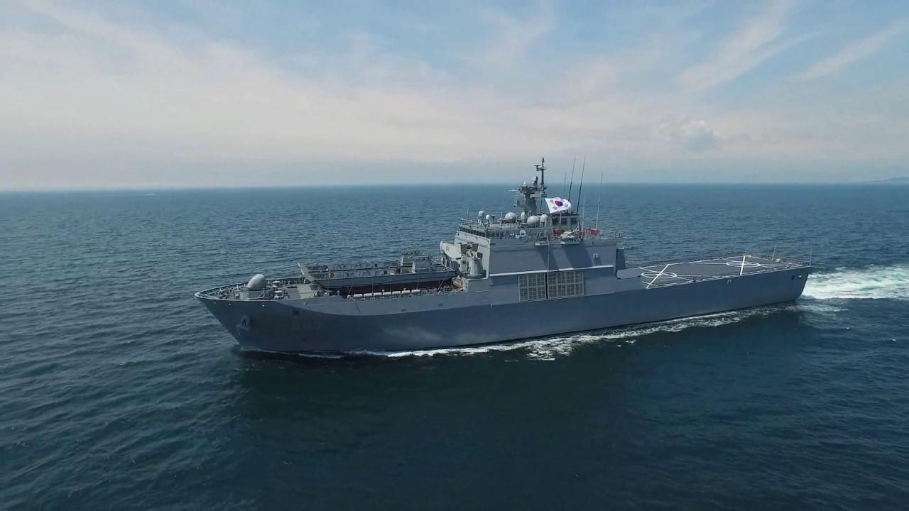 Korea's Navy to receive new landing ship