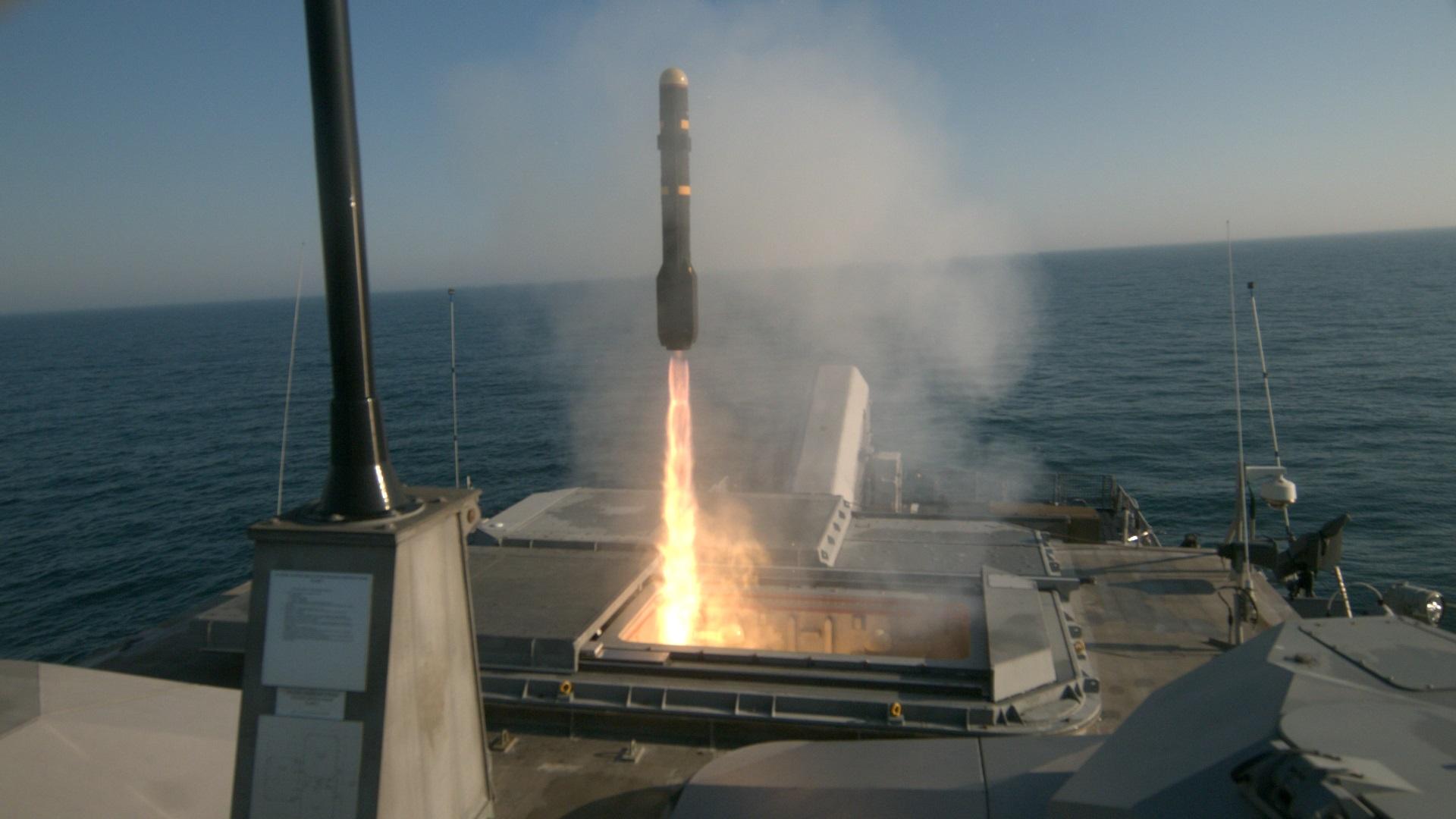 USS Milwaukee Fires Missiles, Kicks Off LCS Missile Module Developmental Testing