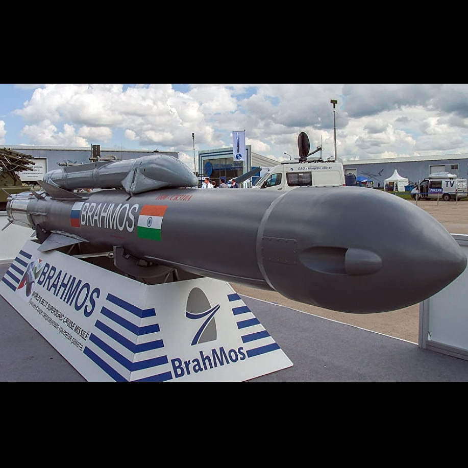 India tests BrahMos cruise missile to validate 'life-extension' features