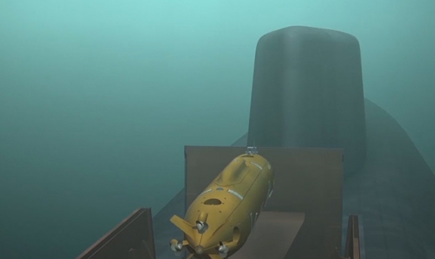 Russia Developing New Underwater Drone Capable Of Destroying Enemy Naval Bases
