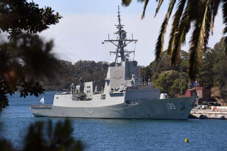 Australia cleared to buy $185 million in Aegis equipment