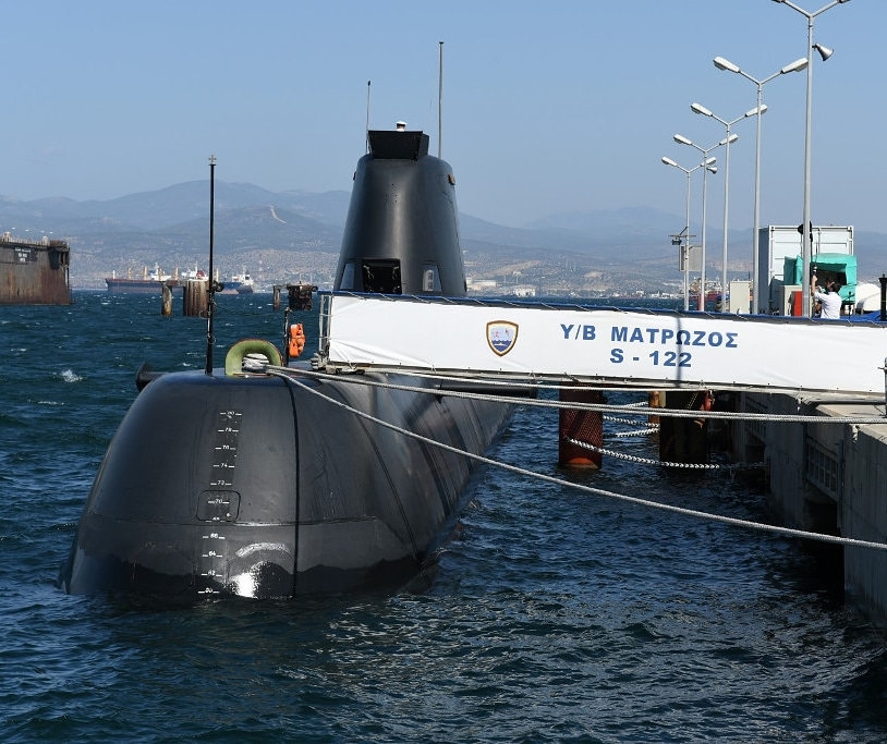 Hellenic Navy issued RFI for procerement of heavyweight torpedoes
