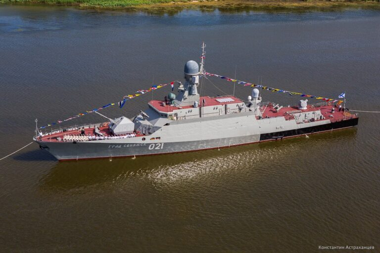 Two corvettes armed with Kalibr-NK cruise missiles will join the Russian Navy's permanent Mediterranean taskforce